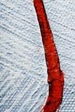 Beschaffenheitsölgemälde Hintergrund der abstrakten Kunst Schmieröl auf Segeltuch Raue Pinselstriche der Farbe Lizenzfreie Stockbilder