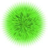 Beschaffenheits-grüne Blume vektor abbildung