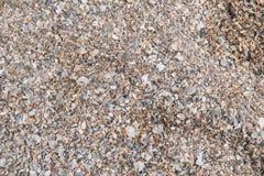 Beschaffenheits-Oberteile auf dem Strand Lizenzfreies Stockfoto