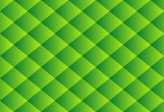Beschaffenheits-Quadratnaht des grünen Naturzusammenfassungsluxusmusters deluxe lizenzfreie abbildung