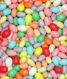 Beschaffenheits-Süßigkeit-Eier Lizenzfreies Stockfoto