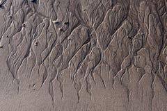 Beschaffenheits-Sand-Wüste lizenzfreie stockbilder