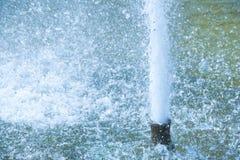 Beschaffenheits-Stadtbrunnen, Dita-intere Stockfotos