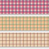 Beschaffenheitscheck und Quadrat, vierzehn Lizenzfreie Stockbilder