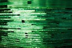 Beschaffenheitsglas mosaik Die Zusammensetzung des Glases lizenzfreie stockbilder