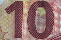 Beschaffenheitspapier, Papiergeldfragment Stockfoto