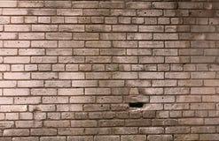Beschaffenheitswand des grauen Ziegelsteines Lizenzfreie Stockfotografie