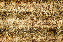 Beschattet Abstraktion auf Polycarbonatsplatte Stockbilder