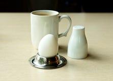 Bescheiden ontbijt Royalty-vrije Stock Afbeeldingen