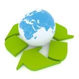 Bescherm de Aarde Royalty-vrije Stock Afbeelding