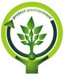 Bescherm milieu Royalty-vrije Stock Foto