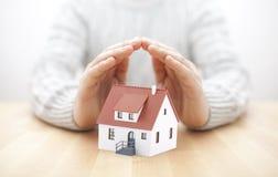 Bescherm uw huis Royalty-vrije Stock Foto's