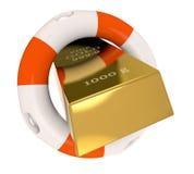 Bescherm uw investering Royalty-vrije Stock Afbeeldingen