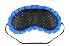 Beschermend oogmasker voor slaap Stock Afbeeldingen