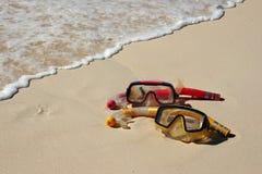 Beschermende brillen Stock Fotografie