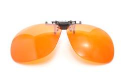 Beschermende brillen Royalty-vrije Stock Afbeelding