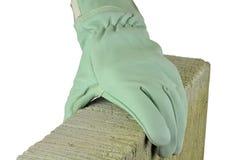 Beschermende handschoen Royalty-vrije Stock Fotografie