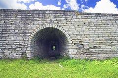 Beschermende Muur Stock Foto's