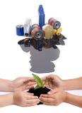 Bescherming ons Milieu Stock Afbeeldingen