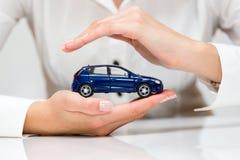 Bescherming van auto royalty-vrije stock afbeelding