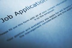 Beschäftigung mit Exemplarplatz Lizenzfreie Stockfotos