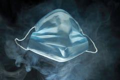 Beschikbaar masker Stock Afbeeldingen