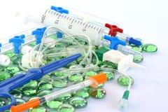Beschikbare medische apparatuur Royalty-vrije Stock Afbeeldingen
