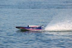 Beschleunigen Sie Boot Stockfotografie