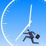 Beschleunigen Sie das Prozessgeschäftskonzept Lizenzfreies Stockbild