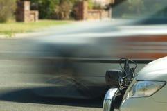 Beschleunigen Sie Kamera Lizenzfreies Stockbild
