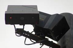 Beschleunigen Sie Kamera Stockfotografie