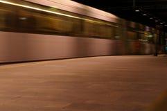 Beschleunigenserie in Oslo stockbild