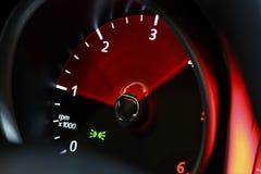 beschleunigung Stockbild