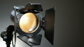 Beschmutzen Sie Leuchte stock video footage