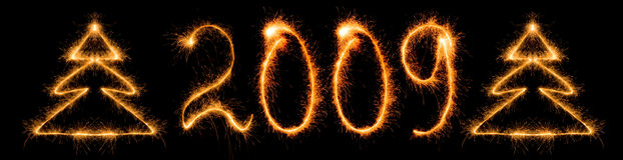 Beschreibung 2009 Lizenzfreies Stockfoto