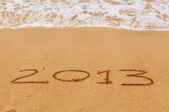 Beschreibung 2013 Stockfotos