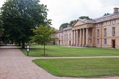 besegra universitetar för cambridge högskola Royaltyfria Foton