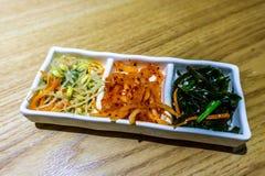 besegrar den koreanska sidan arkivbild