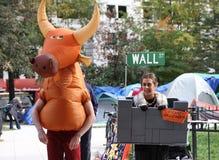Besetzen Sie Halloween Lizenzfreie Stockbilder
