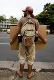 Besetzen Sie Honolulu/Anti-APEC Protest-28 Stockbild