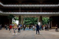 Besetzen Sie Honolulu Protest-1 Lizenzfreies Stockfoto