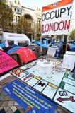 Besetzen Sie London Lizenzfreies Stockfoto