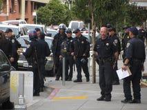 Besetzen Sie San Francisco Stockbild