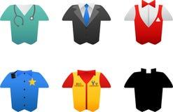 Besetzungskostüme Lizenzfreies Stockfoto