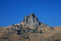 Besh Barmag / Five fingers mountain royalty free stock images