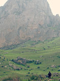Besh Barmag Mountain, Azerbaijan Stock Photography