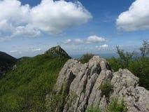 Beshtau. My favorite mountain -Beshtau Royalty Free Stock Image