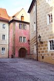 Besichtigung in Prag Stockfotos