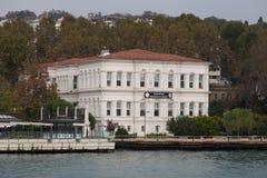 Besiktas Anatolian szkoła średnia Obrazy Royalty Free