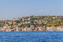 Besiktas Costantinopoli Fotografie Stock